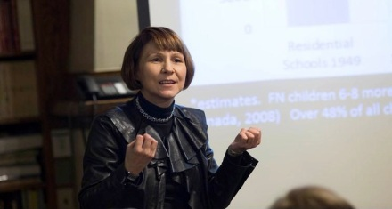 Dr. Cindy Blackstock - Picture montage
