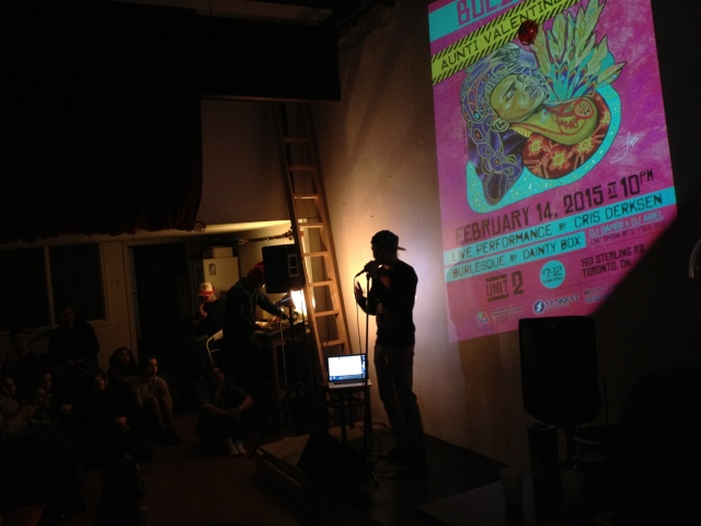 FrankWaln BoldAsLove show TORONTO